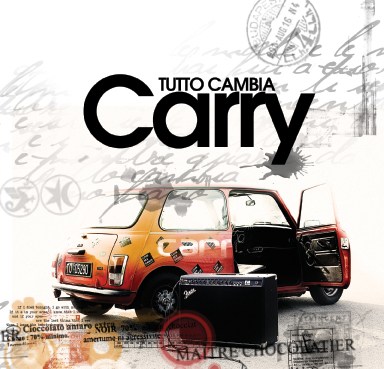 Carry - Tutto Cambia album